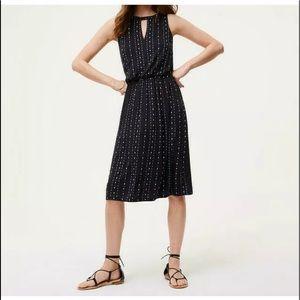 LOFT Keyhole Dress